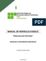 Manual de Hidrc3a1ulica Bc3a1sica Resumo