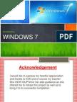Windows 7 - ITT Project
