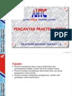 Pengantar Praktek Listrik (PMT II)