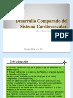 Desarrollo Comparado Del Sistema Cardiovascular