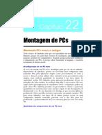 Apostila de   Montagem de PCs