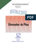 Manual Eliminador de Pilas