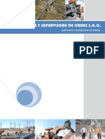 Brochure Constructora 2011