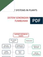 Sistem Sokongan Plant