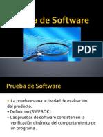 Prueba de Software