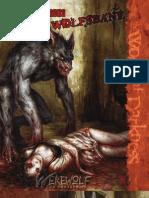 Werewolf The Forsaken The Rage Forsaken Players Guide