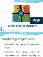 Appreciative Inquiry Wipro 2012