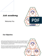 ASK Academy Introduction