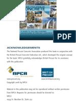 100 Adantages of Precast Concrete
