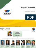 55430020 Wipro Org Chart