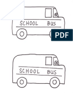 School Bus template