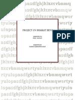 Marketing Project Bharat Benz