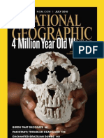 National Geographic Interactive 2010-07