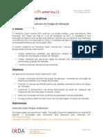 Ixdsa11 Cfp Chamada Artigos Academicos Pt