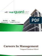 Seminar PPT Careers in Management ARKA