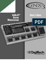 GNX3 Manual