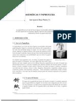 Papiroflexia - Origami - Matematicas y Papiroflexia