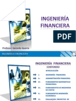 Post Grado Ingenieria Financiera 2011