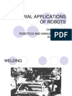 Industrial Applications of Robots