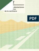Manual de Plantaciones en carreteras