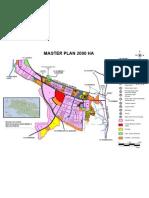 Brosur Master Plan Kota Bukit Indah Januari 16 2012