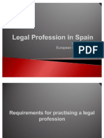 46329548 Legal Profession in Spain