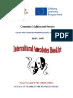 Intercultural Anecdotes Booklet