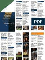 Hetret Program 2012