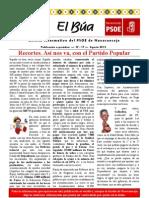 17 El Bua - Agosto 2012