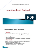 Lecture 03 - 1 - Undrained-Drained