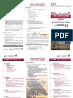Plano de Mestrado - Engenharia de Redes e Sistemas de Comunicações - ISUTC
