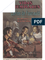 Beato Carlos de Foucauld-Vidas Ejemplares