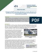 PN MCFRS Social Media Snowstorm 02 06 12
