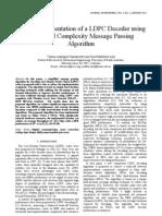 FPGA LDPC