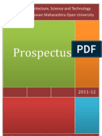 YMCOU Prospectus 2011-2012