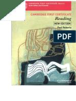 Cambridge FCE Skills Reading