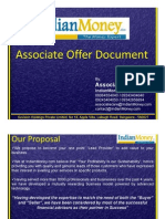 IndianMoney Associate Offer Document (New)[1]