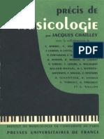 4431454 Precis de Musicologie Jacques Chailley Et Coll