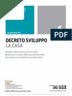 Le Guide N.1 Di 3 Decreto Sviluppo de Il Sole.24.Ore.09.08