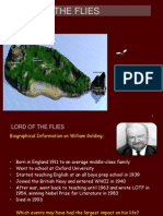 Lord of the Flies (themes, messages, literary devices)