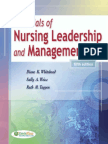 Unit 1 Chapter 2 Nursing Leadership and Management