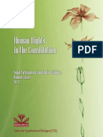 Human Rights English