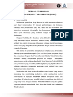 Contoh Proposal KKN-P