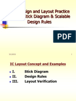 Layout Design Rule