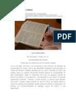 (5) Como Estudiar La Biblia