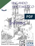 Infinito - VIII Brincando de Matemático