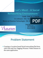 Let's Meet - A Social Networking Environment