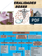 Generalidades SGSSS