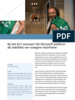 Algemeen Christelijk Vakverbond (ACV) - For Microsoft [NL]