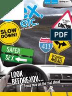 Sex, Etc. Magazine - Spring 2011